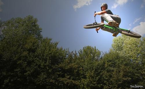 Picture made in SFA Bikepark Doetinchem (Netherlands)