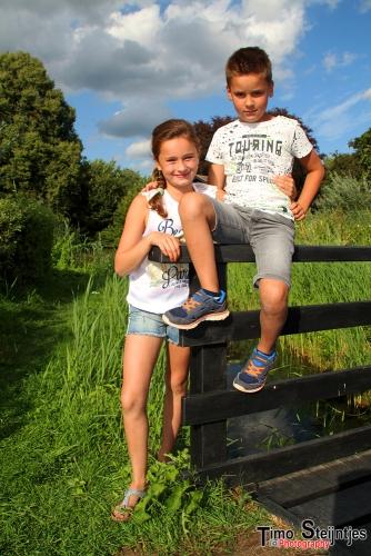 zus en broer